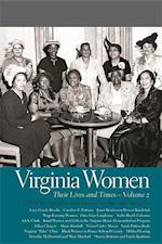 Virginia Women (Southern Women: Their Lives and Times, nr. 2)