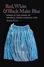 Red, White, & Black Make Blue