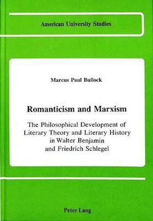 Romanticism and Marxism