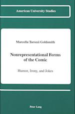 Nonrepresentational Forms of the Comic (American University Studies, nr. 117)