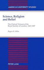 Science, Religion, and Belief (American University Studies, nr. 106)