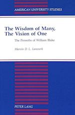 The Wisdom of Many, the Vision of One (American University Studies, nr. 142)