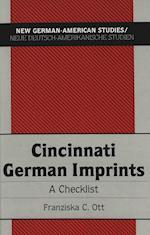 Cincinnati German Imprints (New German American Studies Neue Deutsch Amerikanische Stu, nr. 7)