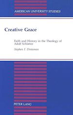 Creative Grace (American University Studies, nr. 152)