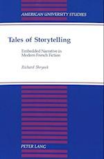 Tales of Storytelling (American University Studies, nr. 206)