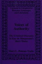 Voices of Authority (American University Studies, nr. 30)