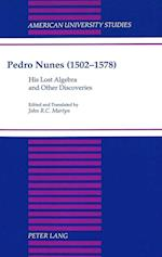 Pedro Nunes (1502-1578) (THEORETICAL STUDIES IN SECOND LANGUAGE ACQUISITION, nr. 182)