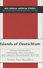 Islands of Deutschtum (New German-american Studies, nr. 11)