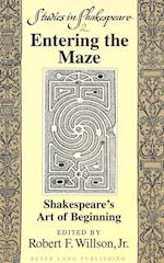 Entering the Maze (Studies in Shakespeare, nr. 2)