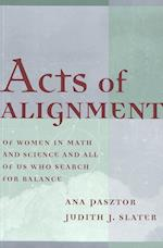 Acts of Alignment af Ana Pasztor, Judith J. Slater