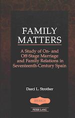 Family Matters (Iberica, nr. 29)