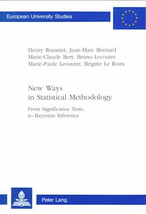 New Ways in Statistical Methodology