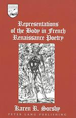 Representations of the Body in French Renaissance Poetry (Studies in the Humanities, nr. 47)