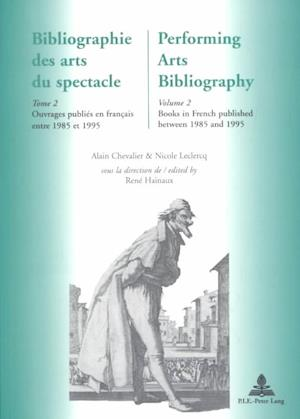 Performing Arts Bibliography