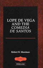 Lope de Vega and the -Comedia de Santos- (Iberica, nr. 33)