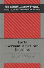 Early German-American Imprints
