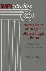 Eugenio Maria de Hostos y Alejandro Tapia y Rivera af Angel Rivera