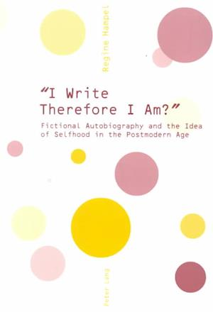&Laquo; I Write Therefore I Am?