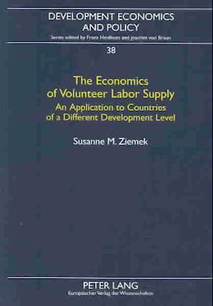 The Economics of Volunteer Labor Supply