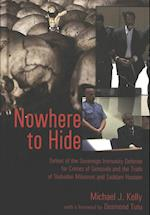 Nowhere to Hide (Teaching Texts in Law and Politics, nr. 41)