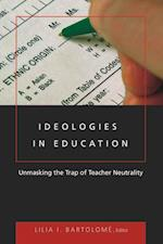 Ideologies in Education (Counterpoints, nr. 319)
