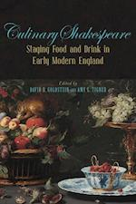 Culinary Shakespeare (Medieval and Renaissance Literary Studies)
