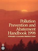 Pollution Prevention and Abatement Handbook 1998