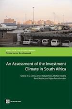 An Assessment of the Investment Climate in South Africa af Vijaya Ramachandran, David E. Kaplan, George Clarke