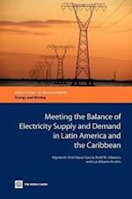 Meeting the Balance of Electricity Supply and Demand in Latin America and the Caribbean af Luis Alberto Andres, Todd M. Johnson, Rigoberto Ariel Yepez-garcia