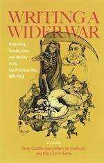 Writing A Wider War