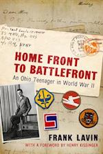 Home Front to Battlefront (War and Society in North America)