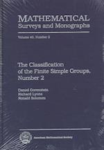 The Classification of the Finite Simple Groups af Daniel Gorenstein, Richard Lyons, Ronald Solomon