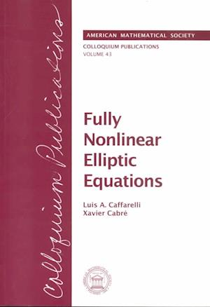 Fully Nonlinear Elliptic Equations