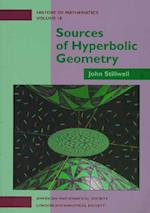 Sources of Hyperbolic Geometry (History of Mathematics)