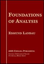 Foundations of Analysis (Ams Chelsea Publishing, nr. 79)