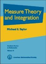 Measure Theory and Integration (Graduate Studies in Mathematics, nr. 76)