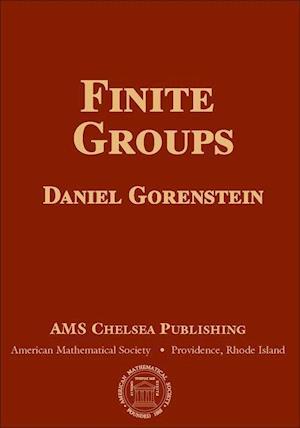 Bog, hardback Finite Groups af Daniel Gorenstein