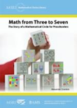 Math from Three to Seven (Msri Mathematical Circles Library)