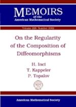 On the Regularity of the Composition of Diffeomorphisms (Memoirs of the American Mathematical Society)