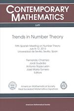 Trends in Number Theory (CONTEMPORARY MATHEMATICS)