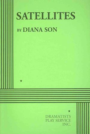 Bog, paperback Satellites af Diana Son