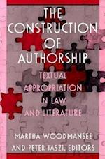 The Construction of Authorship (Post-Contemporary Interventions)