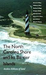 The North Carolina Shore and Its Barrier Islands af Orrin H. Pilkey