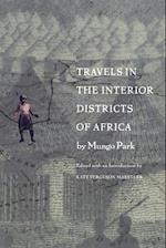 Travels in the Interior Districts of Africa af Mungo Park