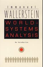 World-Systems Analysis af Immanuel Maurice Wallerstein, Immanuel Wallerstein