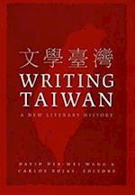 Writing Taiwan af David Der-Wei Wang