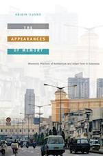 The Appearances of Memory af Abidin Kusno