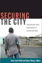 Securing the City af Kevin Lewis O'neill