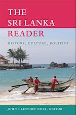 The Sri Lanka Reader af John Holt