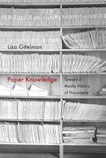 Paper Knowledge (Sign Storage Transmission)